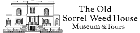 Ghost Tours Savannah | Sorrel Weed House Logo